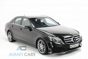 Mercedes E класс 212 черн 2014 г